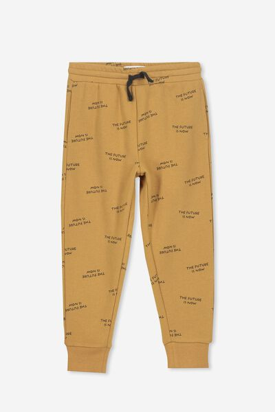 Lewis Trackpant, BURNT BISCUIT/FUTURE
