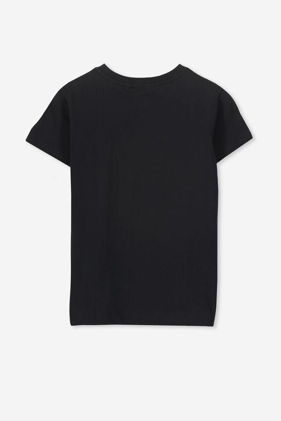 Short Sleeve License1 Tee, LCN  LN PHANTOM/WU-TANG