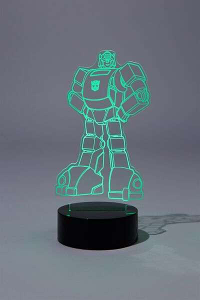 Awesome Etching Light, LCN GREEN TRANSFORMERS
