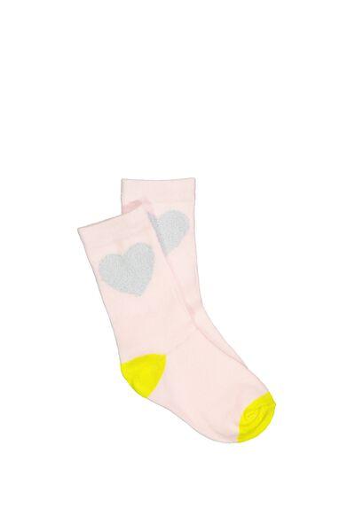 Fashion Kooky Socks, HEART