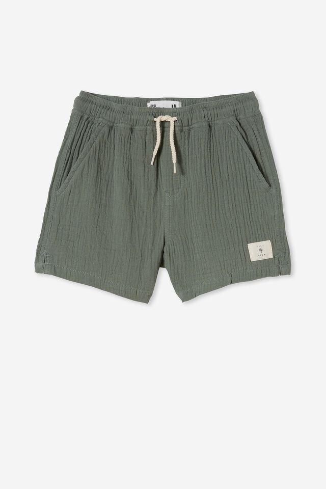 Los Cabos Short, SWAG GREEN/CHEESECLOTH