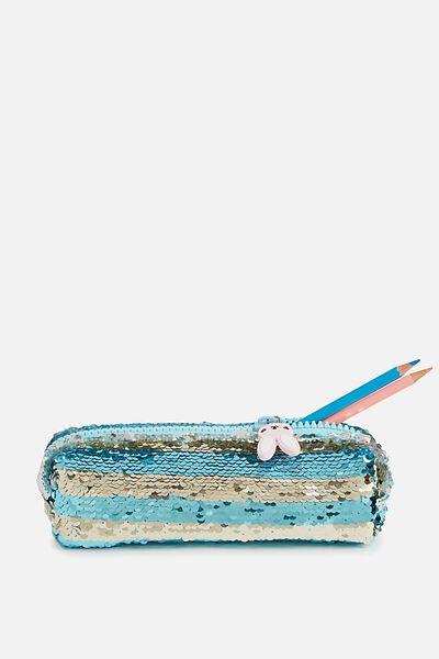 Sunny Buddy Sequin Pencil Case, MIA