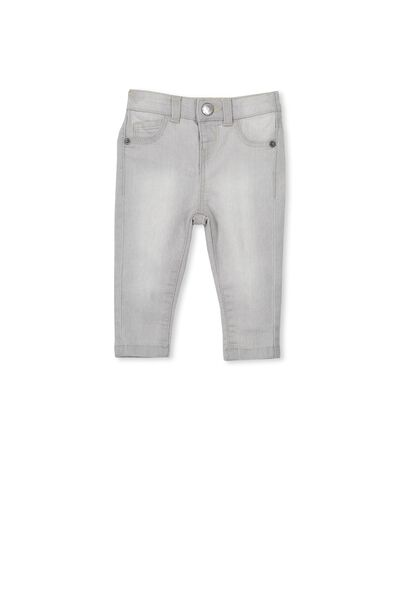 Jacob Denim Jean, FADED GREY