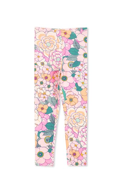 Huggie Tights, NEW YORK FLORAL