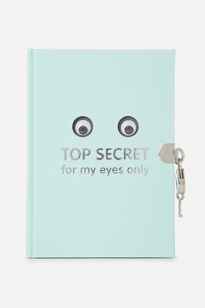 Sunny Buddy Secret Notebook, OLI