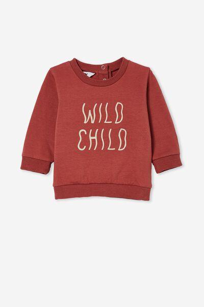 Bobbi Sweater, CHUTNEY/WILD CHILD
