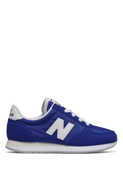 220 Youth Lace Up New Balance 12F7, KL220BLY BLUE