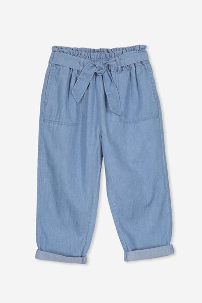 Miko Pant, MID BLUE WASH