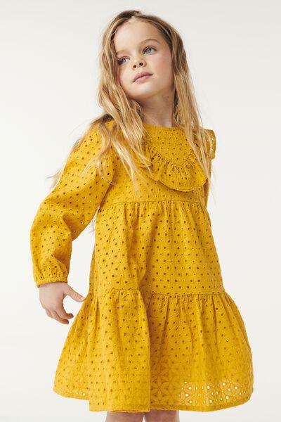 Grace Long Sleeve Dress, GOLD GLOW