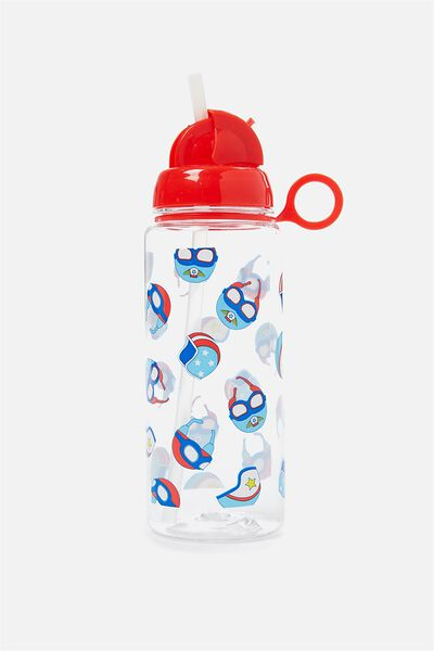 Spring Drink Bottle, RED HELMETS