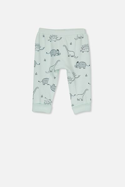 Casey Trackpant, MINTY BLUE/DINO MAMMOTH