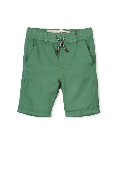 Ryan Slouch Short, KEEPER GREEN