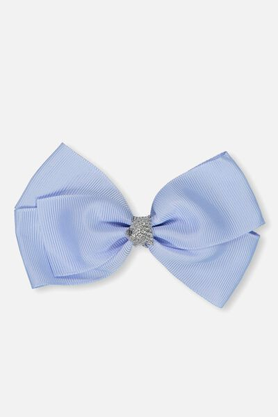 Big Bow Clips, BUTTERFLY BLUE