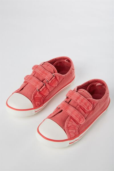 Harry Trainer, WASHED RED