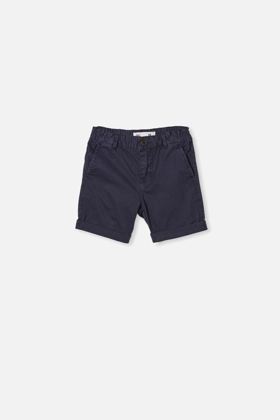 Walker Chino Shorts, INDIAN INK