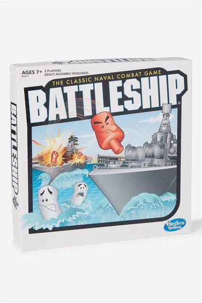 Battleship, BATTLESHIP