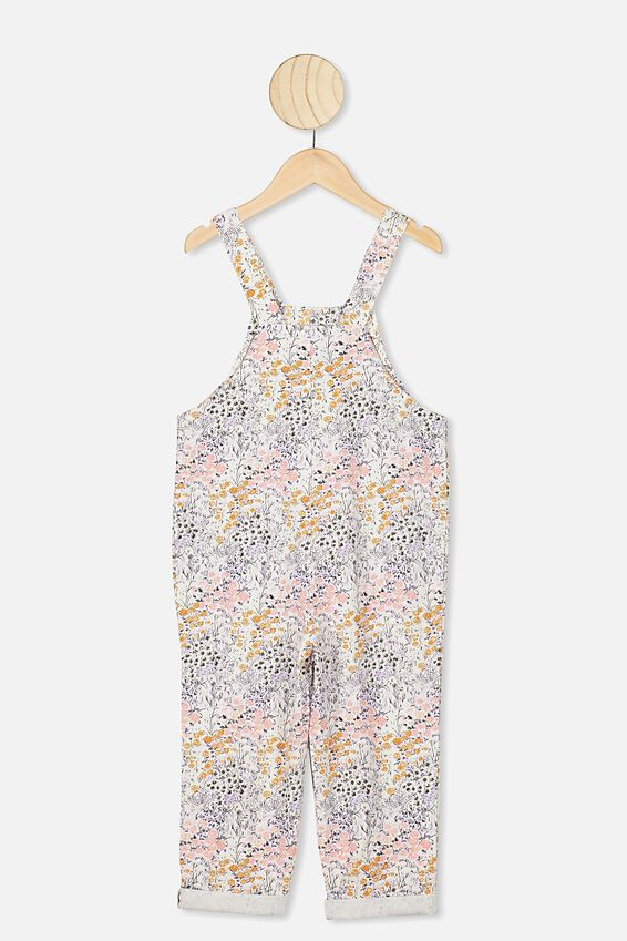 Kip&Co Gabriella jumpsuit, LCN KIP/LITTLE FLOWERS