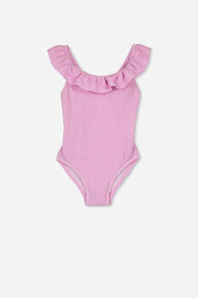 Frankie Frill One Piece, PINK LAVENDER