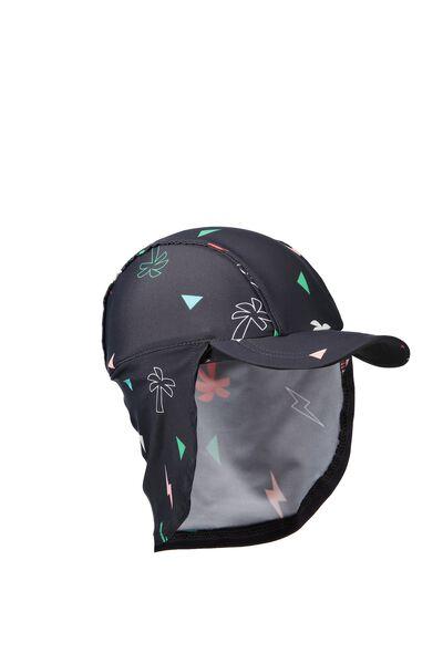 Swim Hat, GEO YARDAGE