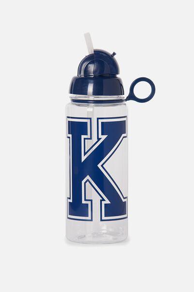 Spring Drink Bottle, BLUE K