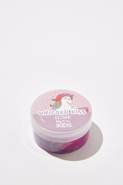 Kids Slime, UNICORN KISS/RAINBOW GLITTER