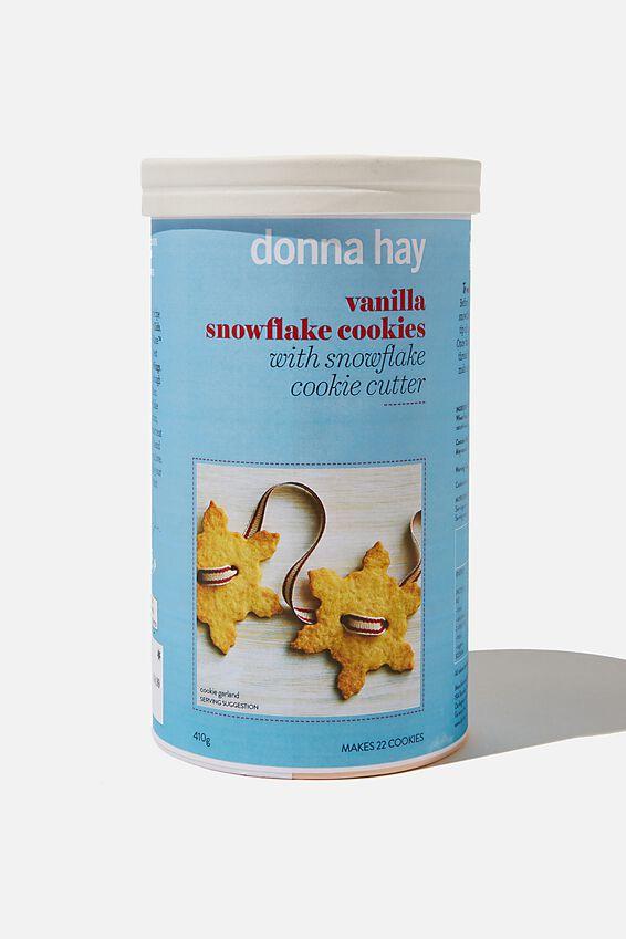 Vanilla Sugar Cookie Mix, VANILLA SUGAR COOKIE MIX