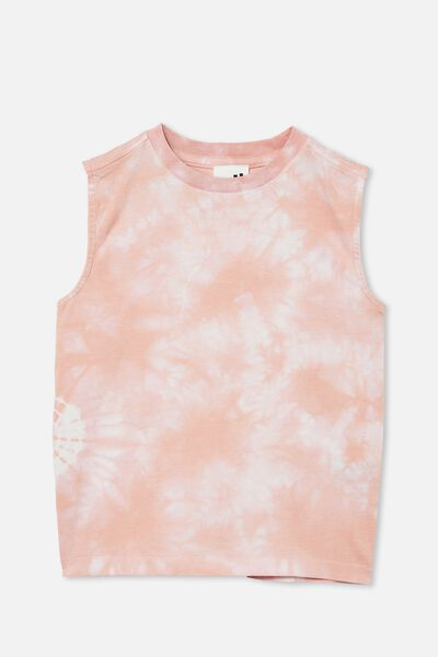 Kingston Muscle Tank, ZEPHYR / TIE DYE