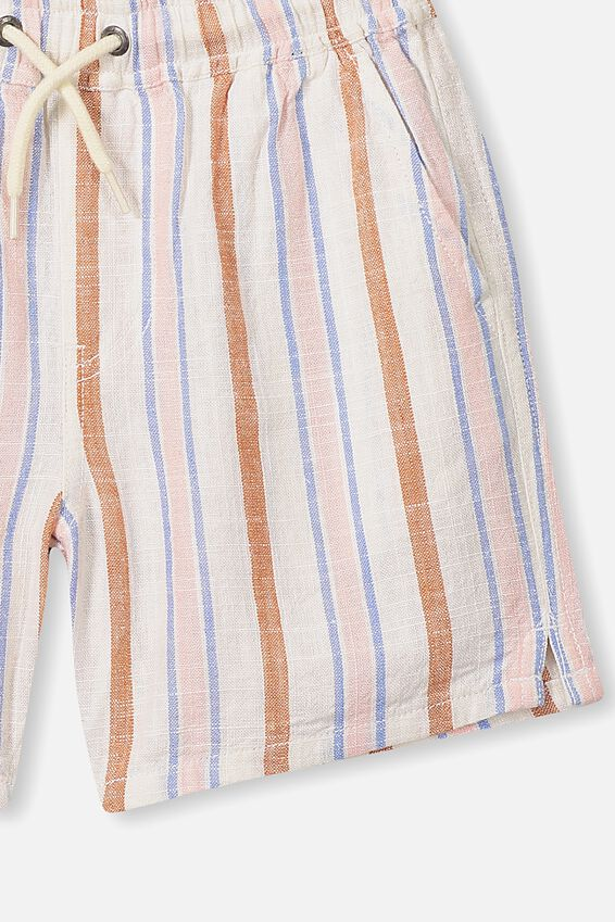 Los Cabos Short, VERTICAL STRIPE