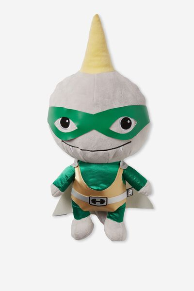 Sunny Buddy 30Cm Medium Plush Toy, JACK SUPERHERO