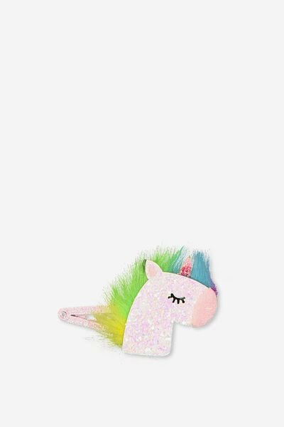 Party Hairclips, UNICORN HAIR