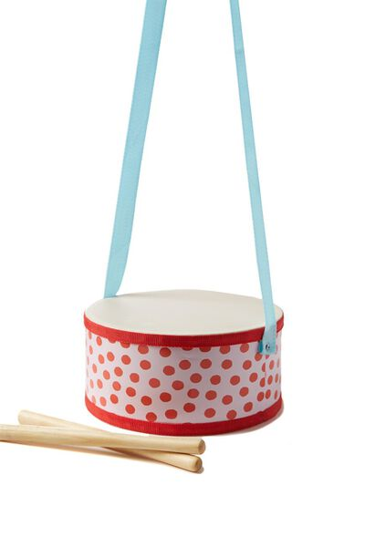 Little Drummer, RED SPOT