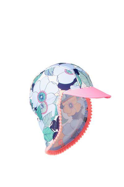 Nb Sonny Hat, PINK RETRO FLORAL