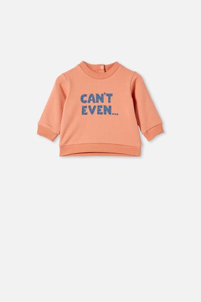 Billie Sweater, DUST STORM/CAN T EVEN