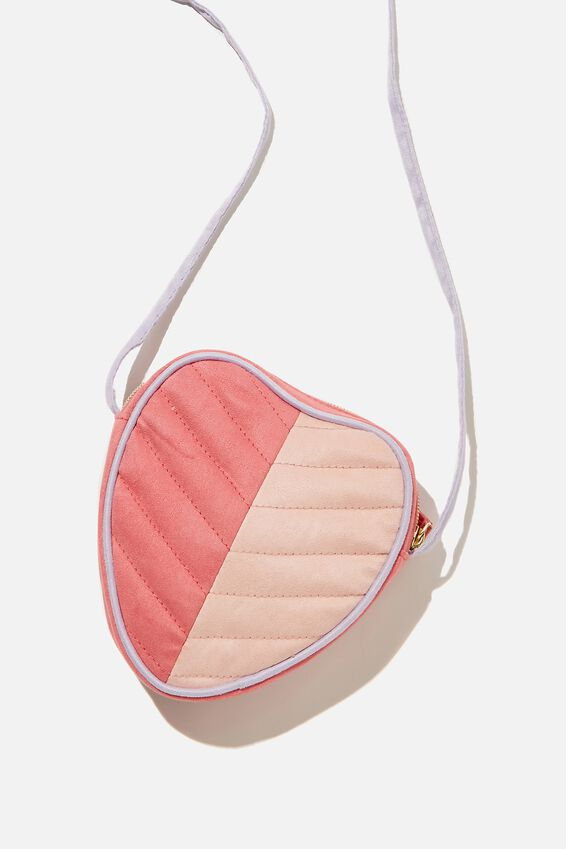 Ashley Party Bag, BERRY HEART
