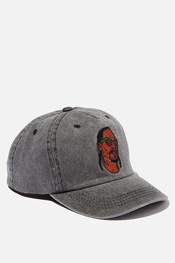Snoop Dogg Baseball Cap, LCN MT SNOOP