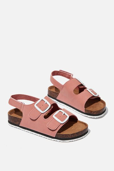 Theo Sandal, CLAY PIDGEON PINK