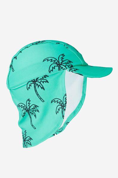 Swim Hat, GREEN/PALM