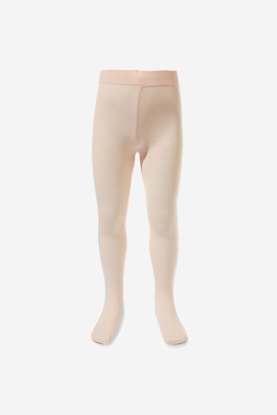 Baby Opaque Tights, NEW SOFT PINK