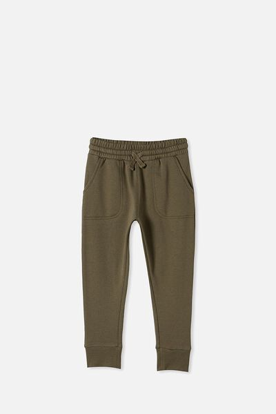 Heritage Trackpant, BEATLE GREEN