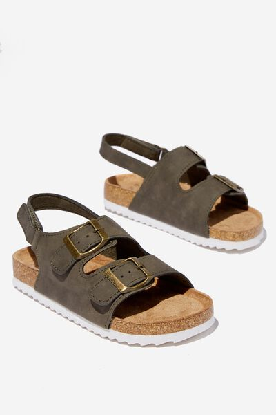 Theo Sandal, SWAG GREEN SMOOTH