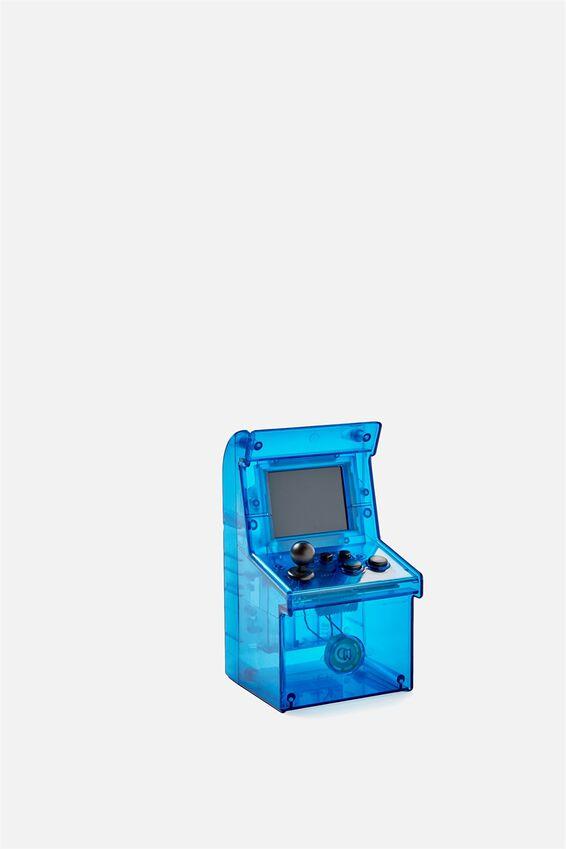 Kids Mini Arcade Game, BLUE