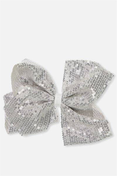 Statement Bows, SILVER