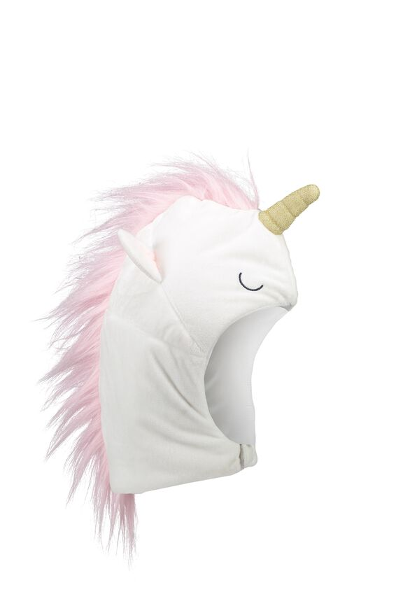 Headz Up Dress Me Up, WHITE UNICORN