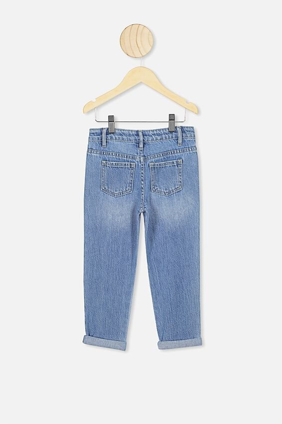 Brooke Slouch Yoke Jeans, WEEKEND WASH