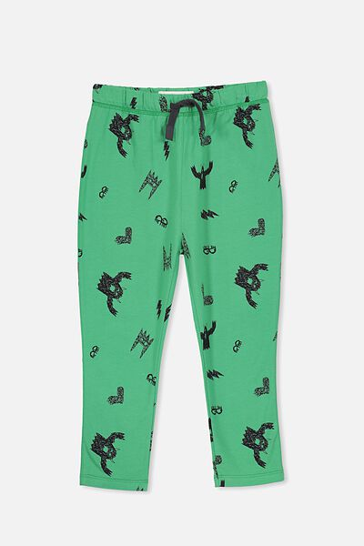 Brooklyn Slouch Pant, MONSTER