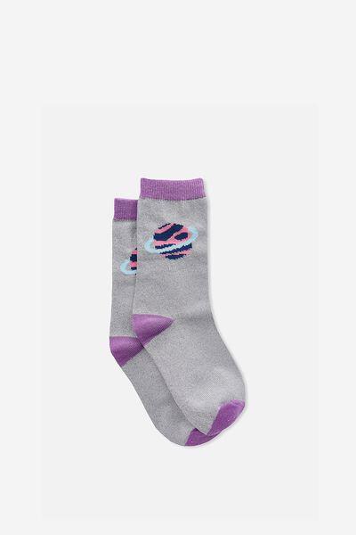 Fashion Kooky Socks, LUREX PLANET