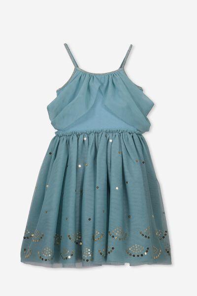 Iris Tulle Dress, LCN DIS/JASMINE