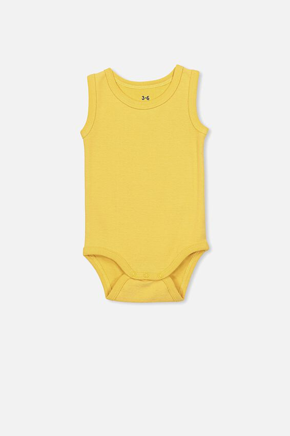 The Singlet Bubbysuit, HONEY GOLD