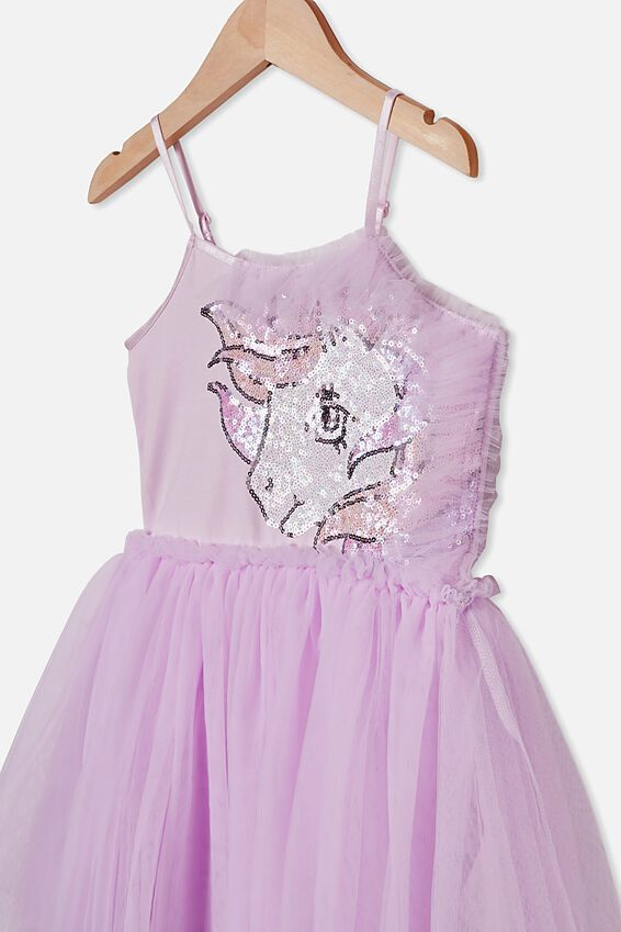 License Iris Dress Up Dress, LCN HAS/LILAC MY LITTLE PONY FRILL