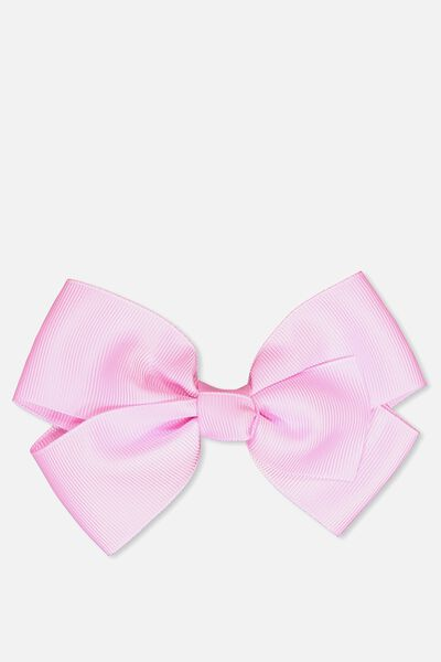 Big Bow Clips, PERRY PINK
